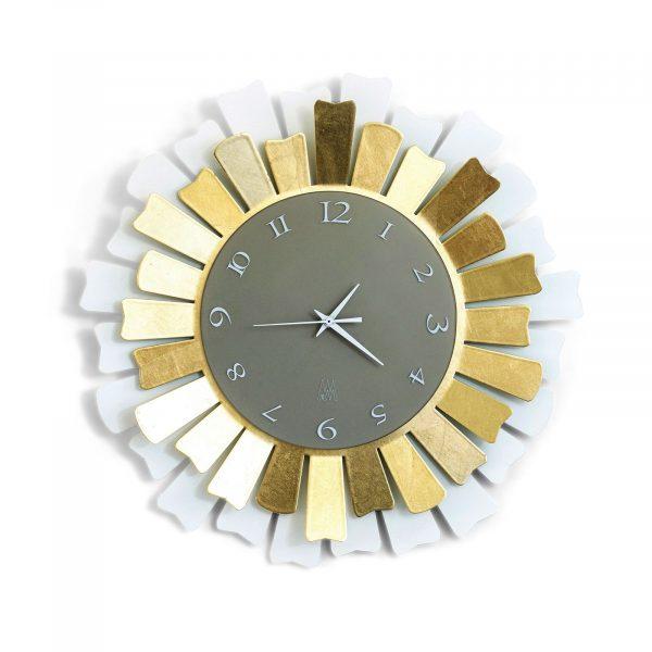 orologio da parete cassiopea oro