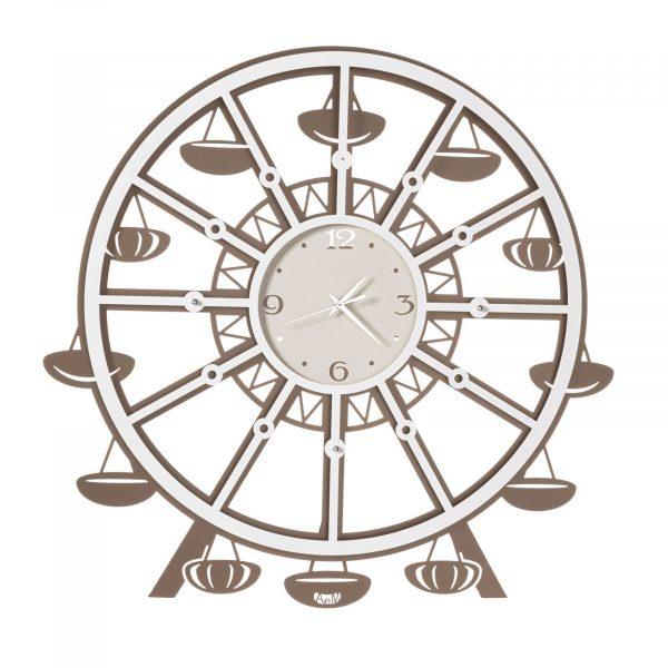 Orologio da parete a pendolo Luna Park