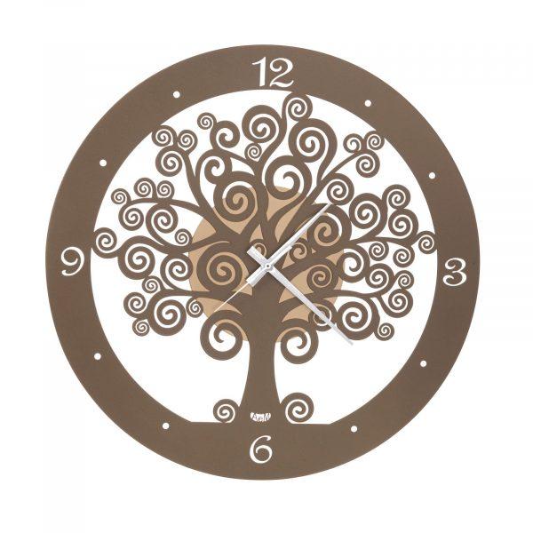 Orologio portafortuna grande Albero della Vita