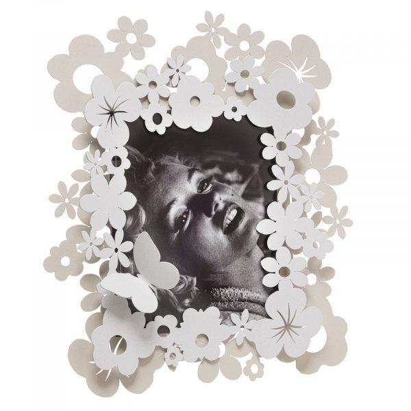 Grande Porta foto con fiori Daisy