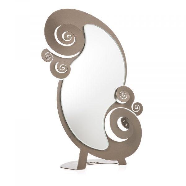 Specchio da tavolo moderno Circeo
