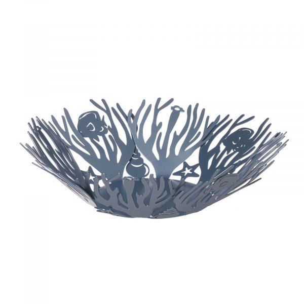 Centro tavola grande con coralli Nettuno