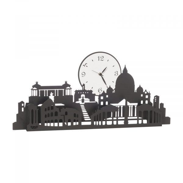 Orologio classico di grandi dimensioni Roma City