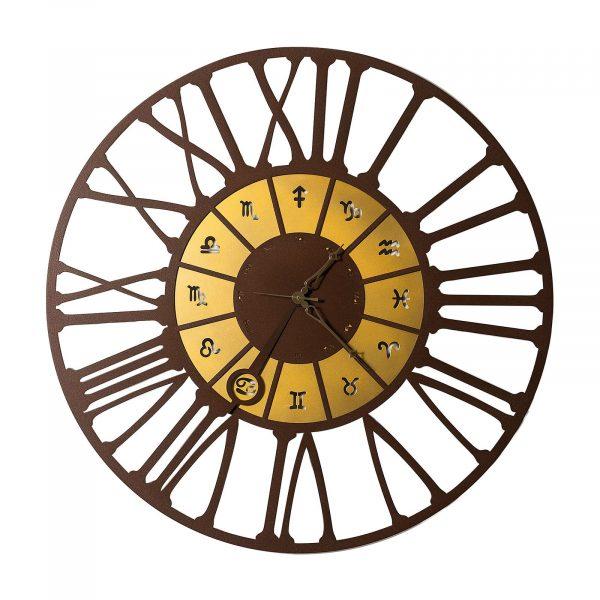 Orologio da parete moderno Zodiac grande
