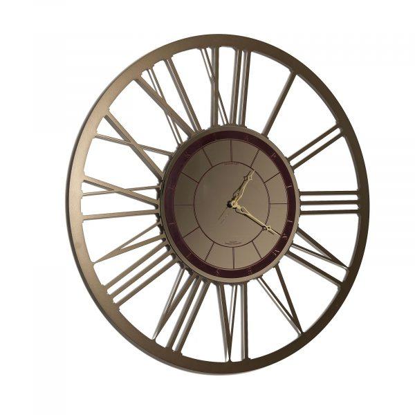Orologio da parete di grandi dimensioni con numeri romani Big Lux