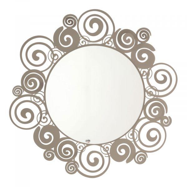 specchio da parete moderno Orfeo di Arti e Mestieri