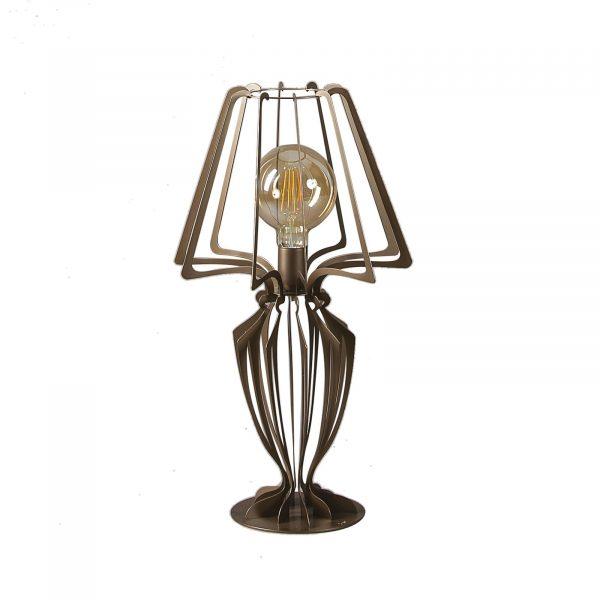 Piccola lampada da tavolo Minerva
