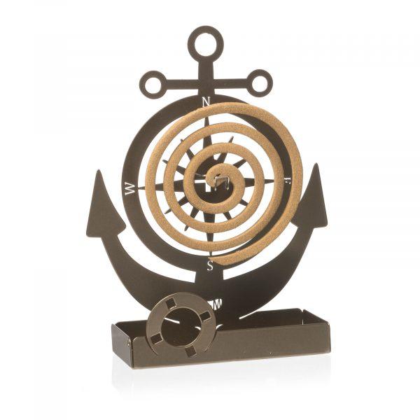 Porta zampirone di Artie e Mestieri Ancora di colore bronzo
